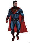 Injustice 2 (IOS): Superman.