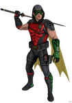 Injustice 2 (IOS): Blademaster Robin.