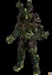 Injustice 2 (IOS): Swamp Thing.