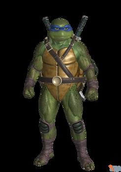 Injustice 2: Teenage Mutant Ninja Turtles.