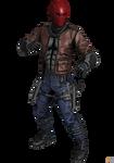 Injustice 2 (IOS): Red Hood.