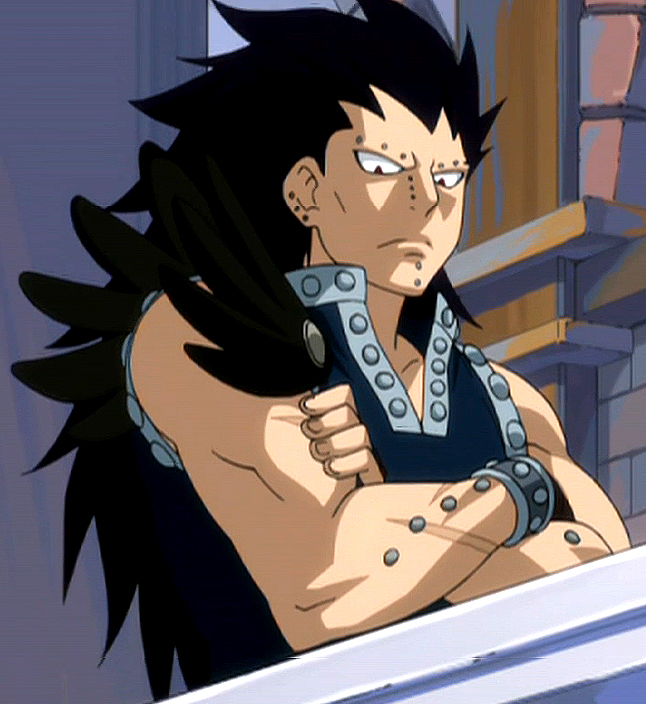 Gajeel Redfox Xreader Chapter 1 by MinniBellSnow on DeviantArt