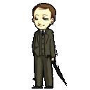 Mycroft Holmes Shimeji for Mac by bifftheninja