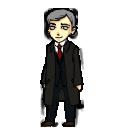 Lestrade Shimeji for Mac by bifftheninja