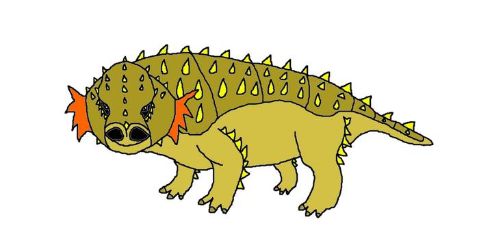 Age of Kaiju Ancients: Gyottos