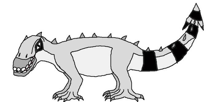 Age of Kaiju Ancients: Lemurmimus