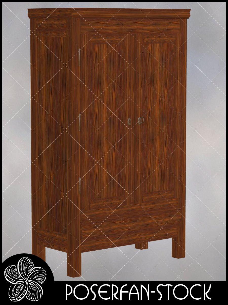 Cabinet by poserfan-stock