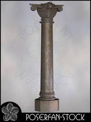Column 001 by poserfan-stock