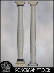 Column 002 by poserfan-stock