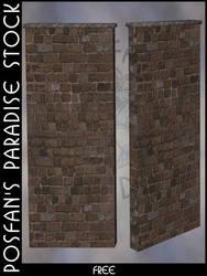 Wall 001 by poserfan-stock