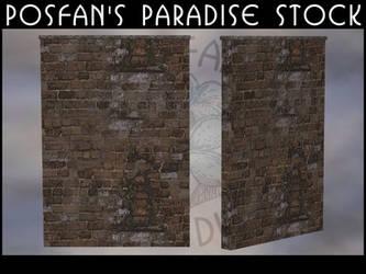 Wall 002 by poserfan-stock