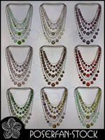 Bead Necklace by poserfan-stock