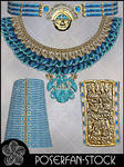Aztec Jewelry Set
