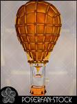 Steam Hot Air Balloon