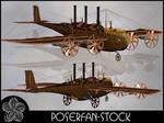 Steam Flyer by poserfan-stock
