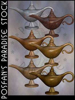 Genie's Lamp 002