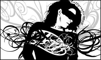 Calligraphic Wings by siresure
