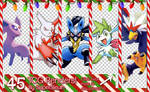 TCG Christmas Render Pack