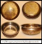 Copper pot stock