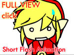Flash-Red Link: troublemaker