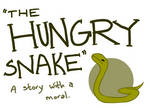 The Hungry Snake - Flash