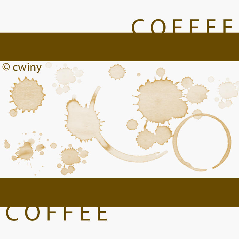 coffee brush by cwiny