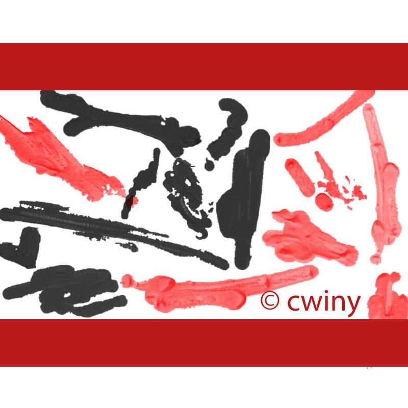acrylic brush by cwiny
