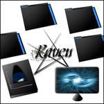 Raven's Dock Icons
