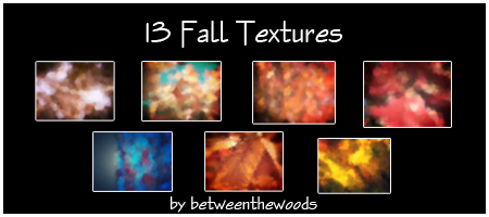 Fall Texture Set by effing-stock