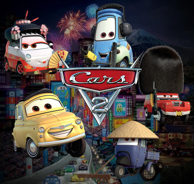 More Cars 2 by Comtessedelalune