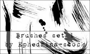 Brushes SET 1