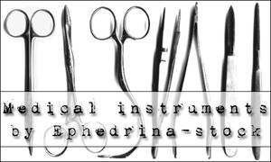 Medical instruments brushes