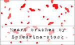 Heart II brushes
