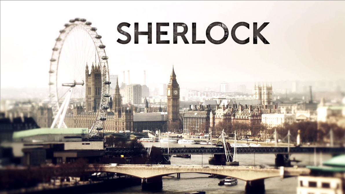 Sherlock Logon Screen for Windows Vista/7 by shorlok