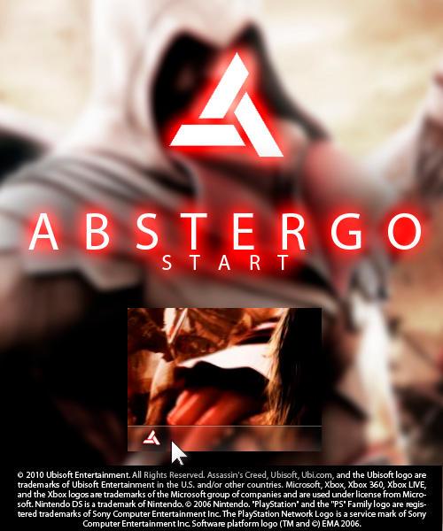Abstergo Start orb by kalnobe