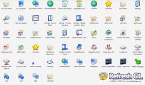 RefreshCL (Beige Folders) by RaZcaLinSIDe