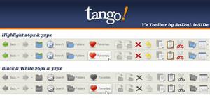 Tango Yz Toolbar Themes