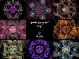 Garden Gazing Ball Script by DeirdreReynolds
