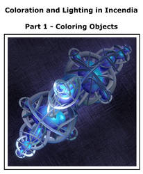 Coloring Objects in Incendia