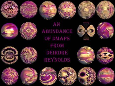 An Abundance of DMaps from Deirdre Reynolds
