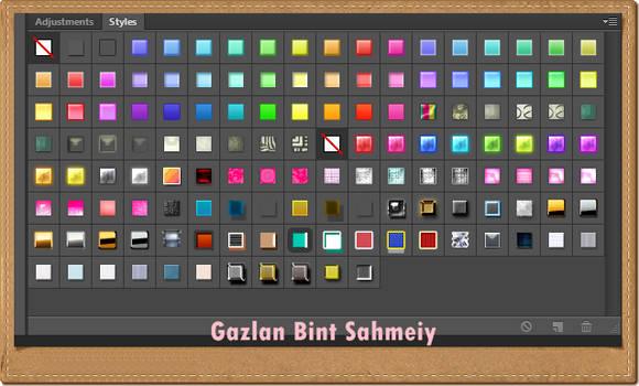 Gazlan Favorites Styles