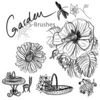 Garden-Doodle-Brushes