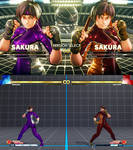 SakuraC1SoftSwapC11 Tracksuit w/15+ colors