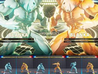 Concept mod BlankaC3Eleven by tl4cu4ch3