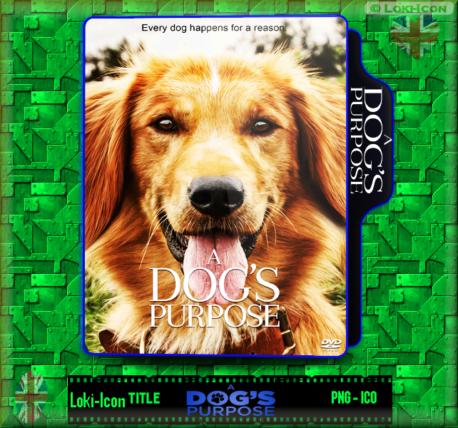 A Dogs Purpose 2017 By Loki Icon On Deviantart