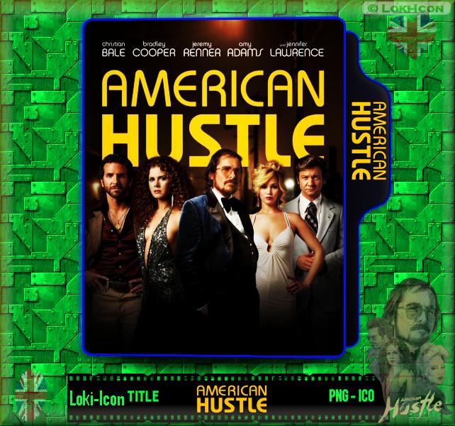 American Hustle 2013 By Loki Icon On Deviantart