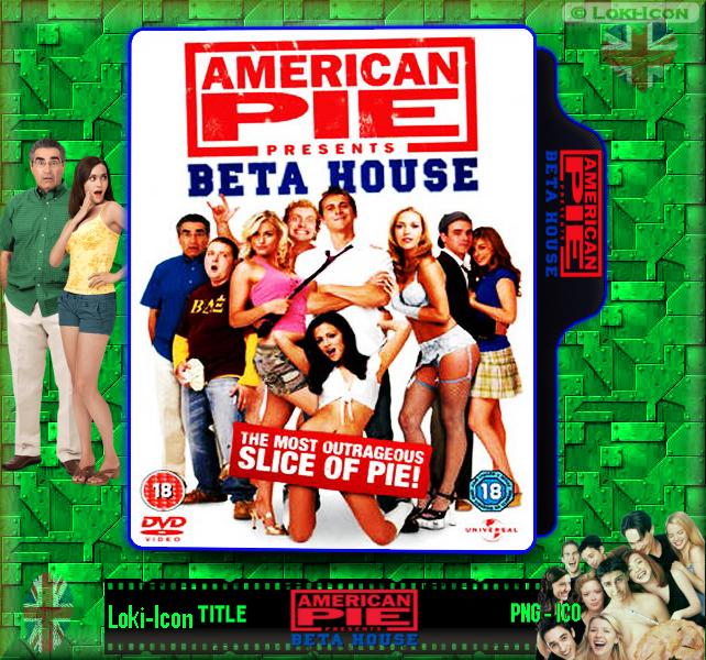 American Pie 6 Beta House 2007 By Loki Icon
