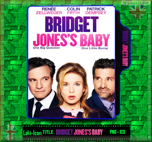 Bridget Jones S Baby 2016 By Loki Icon On Deviantart