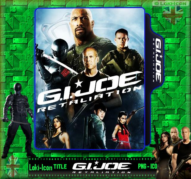 G I Joe Retaliation 2013 1 By Loki Icon On Deviantart