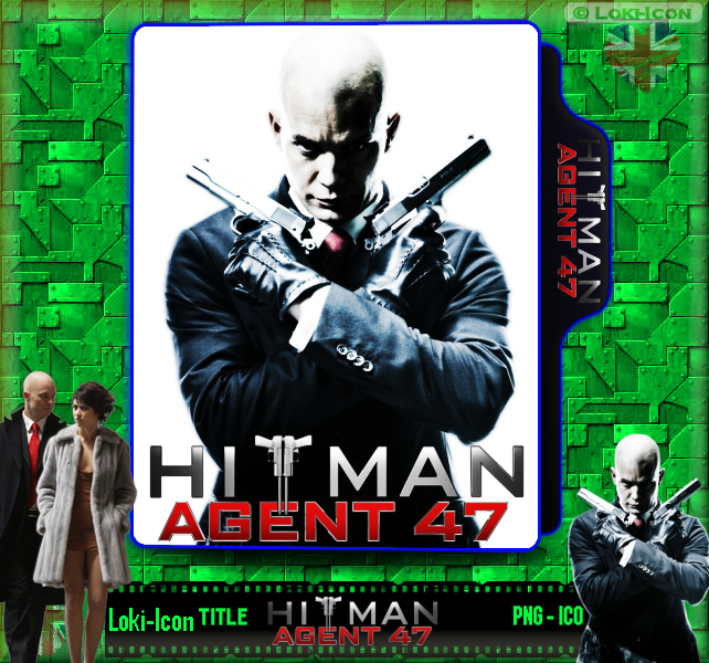 Hitman Agent 47 2015 By Loki Icon On Deviantart